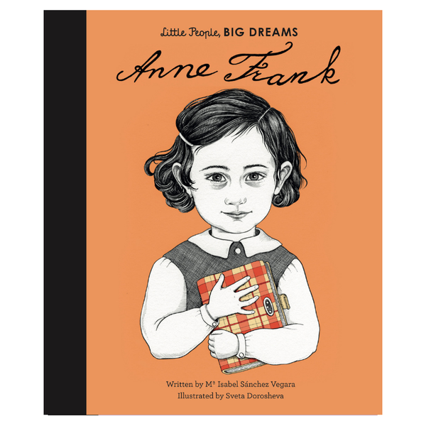 Allen & Unwin | Anne Frank (Little People Big Dreams) | Shut the Front Door