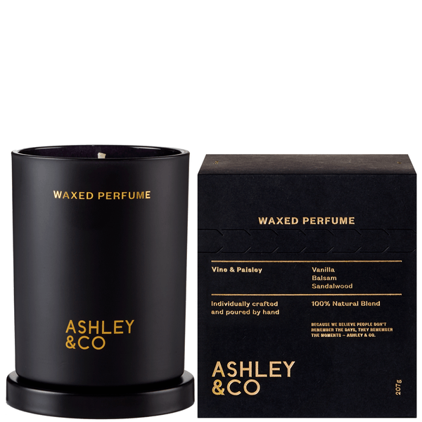 Ashley & Co | Waxed Perfume Ashley & Co Vine & Paisley | Shut the Front Door