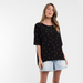 Foxwood | Abigail Top - Black | Shut the Front Door