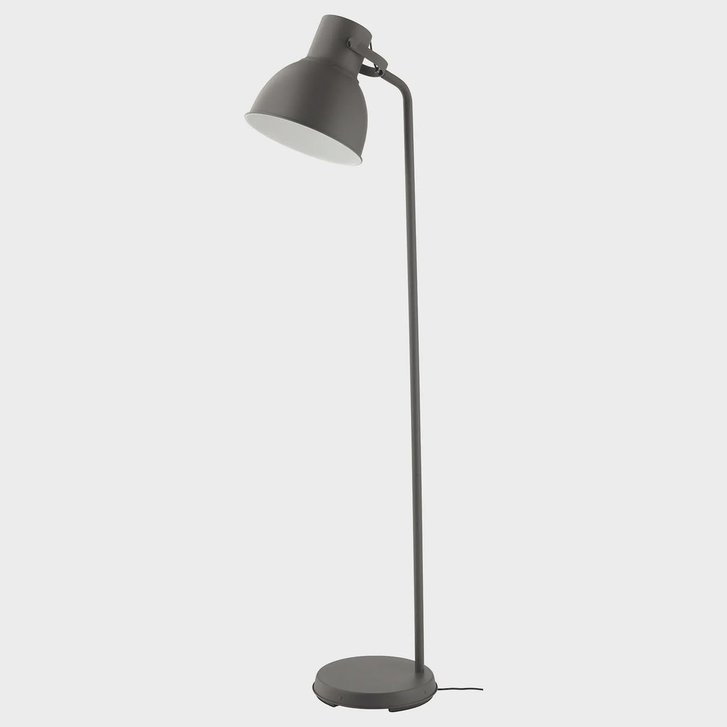 IKEA | Hektar Floor Lamp - Dark Grey | Shut the Front Door