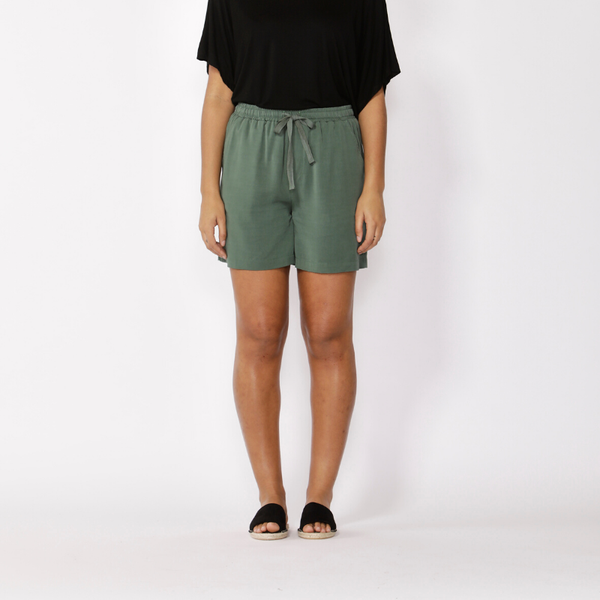 Betty Basics | Ziggy Short - Forest | Shut the Front Door
