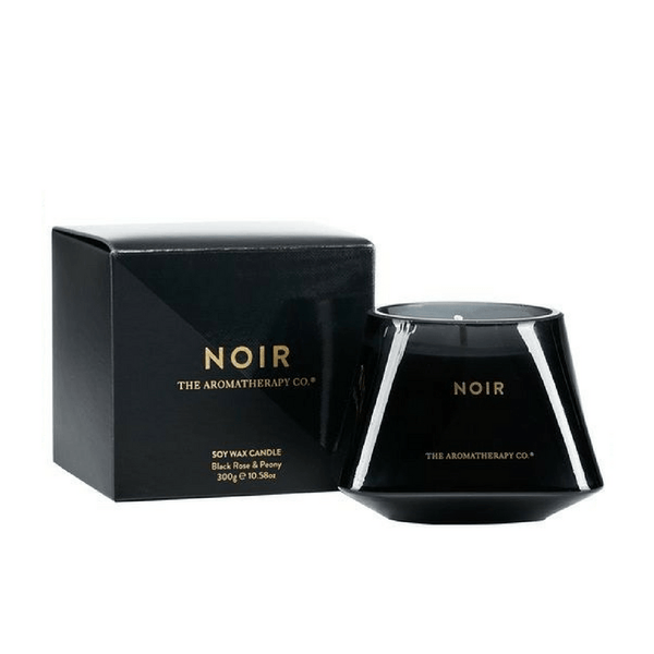 The Aromatherapy Co | Jewel Candle - Noir | Shut the Front Door