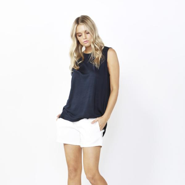 Betty Basics | Capri Tank Ink | Shut the Front Door