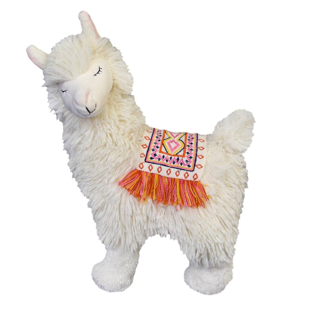 Lily and George | Lulu Llama Toy | Shut the Front Door