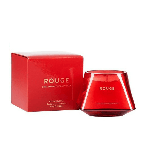 The Aromatherapy Co | Jewel Candle - Rouge | Shut the Front Door