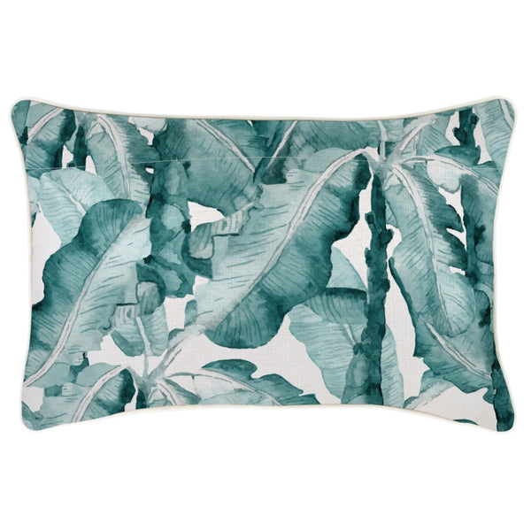 Escape to Paradise | Bora Bora Outdoor Cushion - 35x50cm | Shut the Front Door
