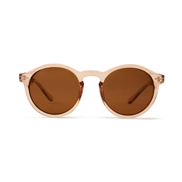 Reality Eyewear | Hudson Sunglasses - Champagne | Shut the Front Door