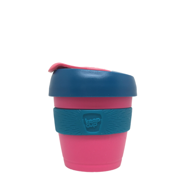 KeepCup | KeepCup Minis Reusable Cup - Pink & Blue | Shut the Front Door