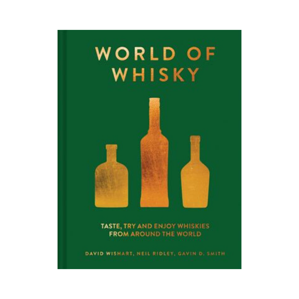 World of Whiskey Book