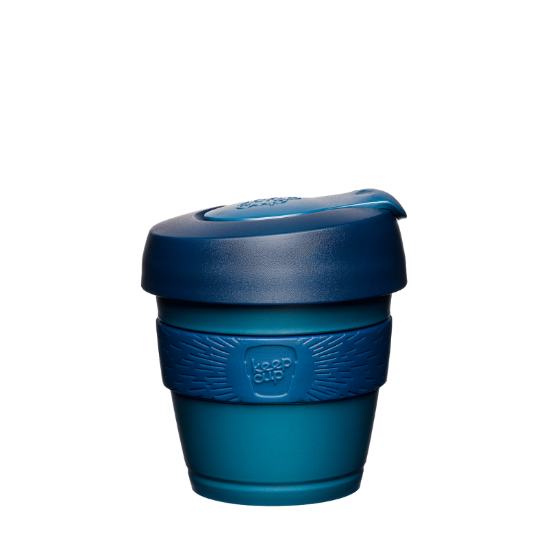 KeepCup | KeepCup Minis Reusable Cup 4oz - Spruce | Shut the Front Door