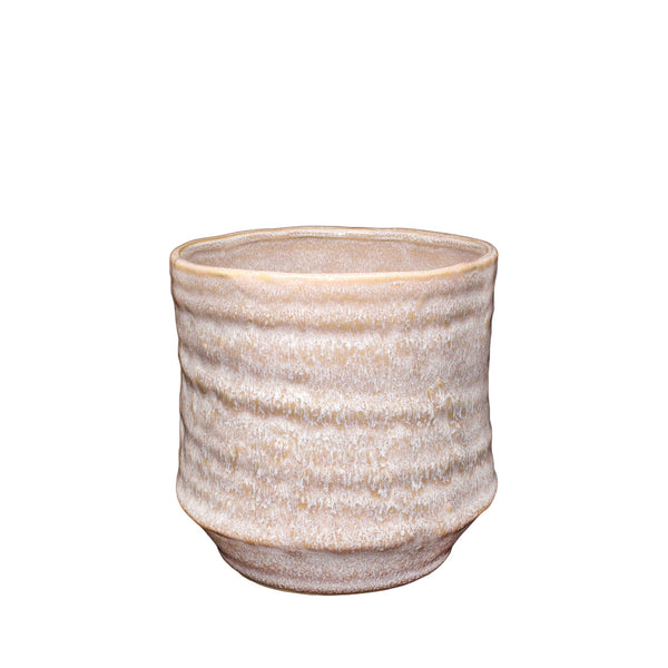 General Eclectic | Small Hoshi Planter - Rose Sand | Shut the Front Door