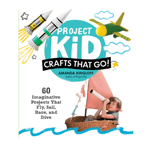Workman | Project Kid: Crafts That Go | Shut the Front Door