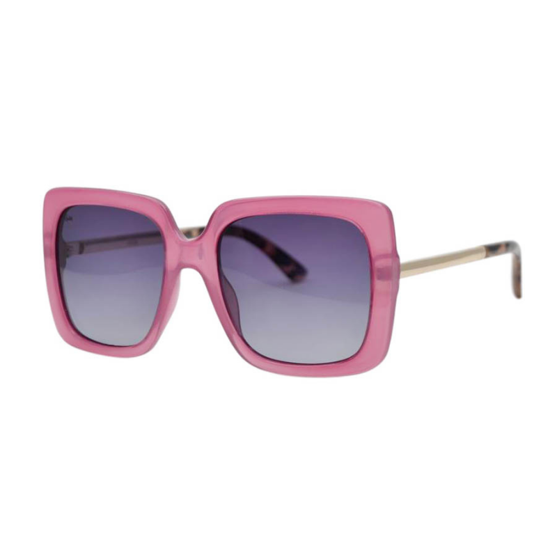 Reality Eyewear | Azur Sunglasses - Magenta | Shut the Front Door