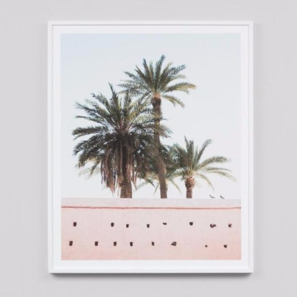 Middle of Nowhere | Frame Print Marrakech | Shut the Front Door