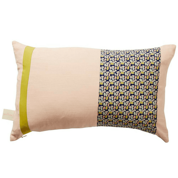 SAGE & CLARE | Prairie Patchwork Cushion | Shut the Front Door