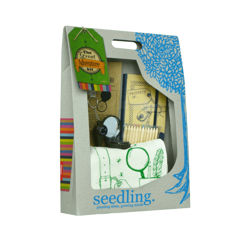 Seedling | The Great Adventure Kit | Shut the Front Door