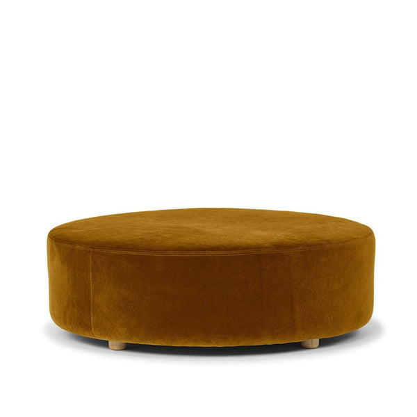 Me & My Trend | Ottoman Velvet Large Mustard *PREORDER* | Shut the Front Door