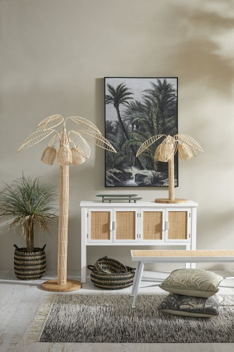 Amalfi | Palmilla Table Lamp - Natural | Shut the Front Door