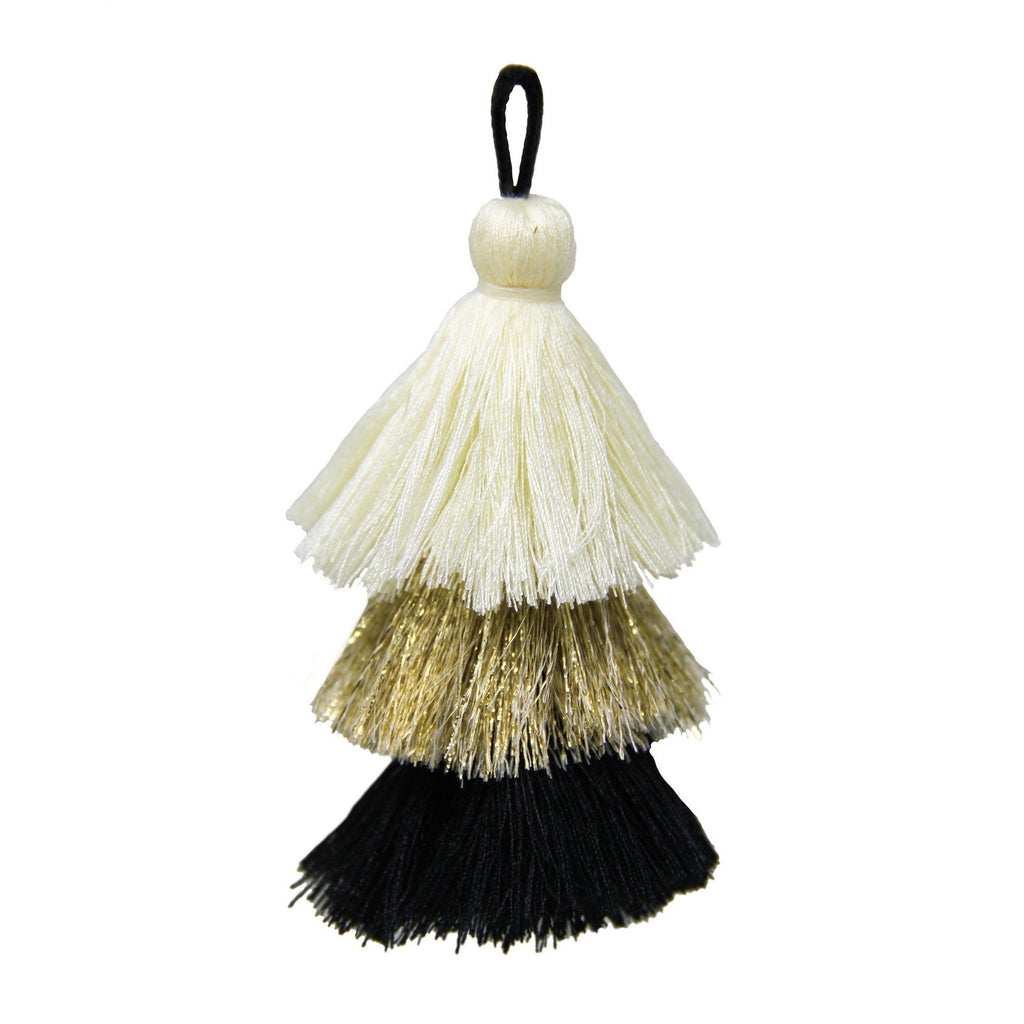 Shut the Front Door | Christmas Tassel Multi Bag of 6 | Shut the Front Door