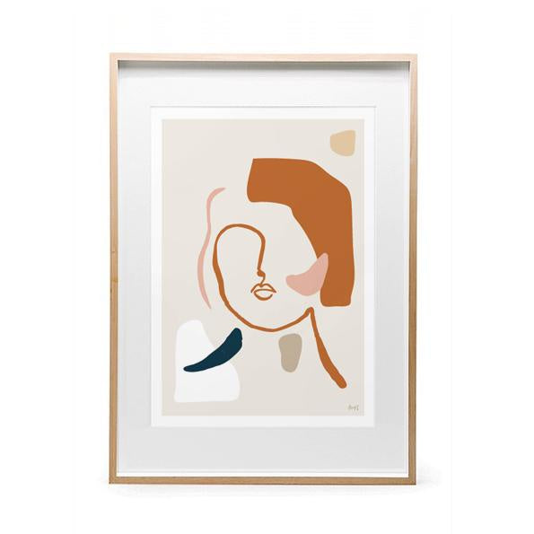 MAIKO NAGAO | Belladonna Print A4 * Excludes Frame | Shut the Front Door
