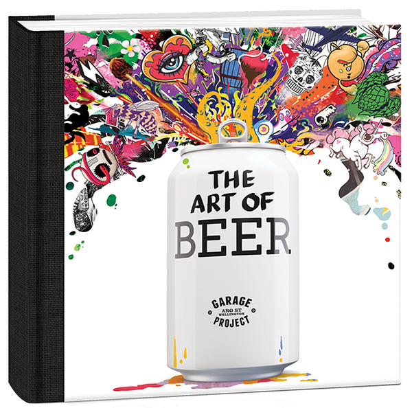 Penguin NZ | Garage Project:  The Art of Beer Book | Shut the Front Door