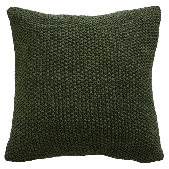 Mulberi | Milford Moss Stitch Cushion SPRUCE 45x45cm | Shut the Front Door
