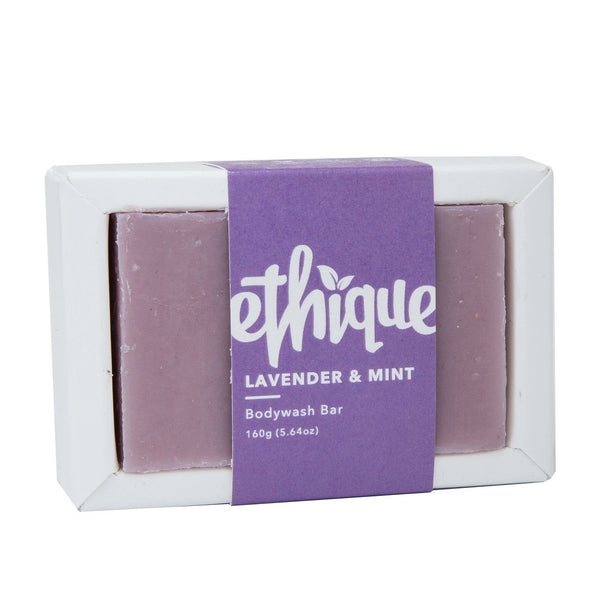 Ethique | Lavender & Mint Bodywash Bar | Shut the Front Door