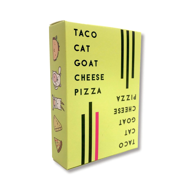TwoPointOh Games | Taco Cat Goat Cheese Pizza | Shut the Front Door