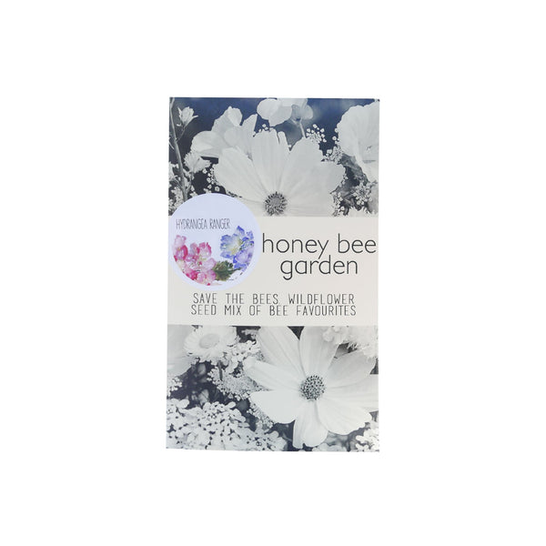 Hydrangea Ranger | Wildflower Seeds - Honey Bee Garden | Shut the Front Door