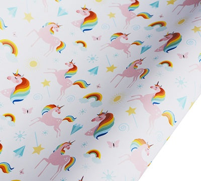 hiPP | Always Be A Unicorn Wrapping Paper | Shut the Front Door