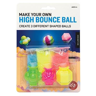 IS Gifts | Sci-Play Make Your Own High Bounce Ball | Shut the Front Door