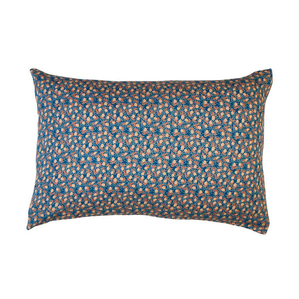 SAGE & CLARE | Anouk Linen Pillowcase Set -  Azure | Shut the Front Door