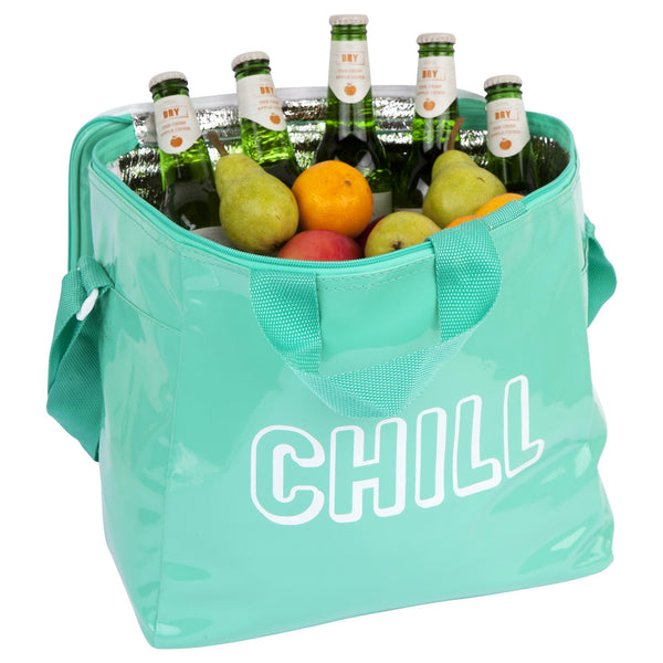 Sunnylife | Chill Cooler Bag - Turquoise | Shut the Front Door