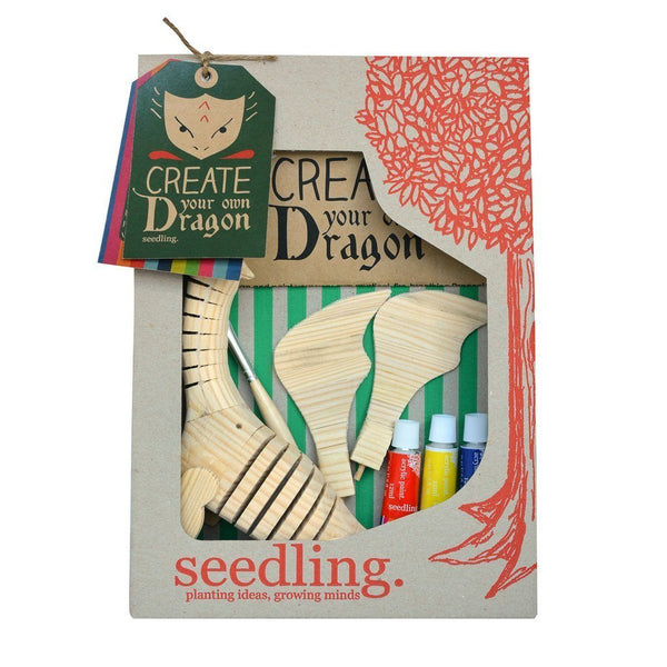 Seedling | Design a Dragon Ready for Adventure | Shut the Front Door