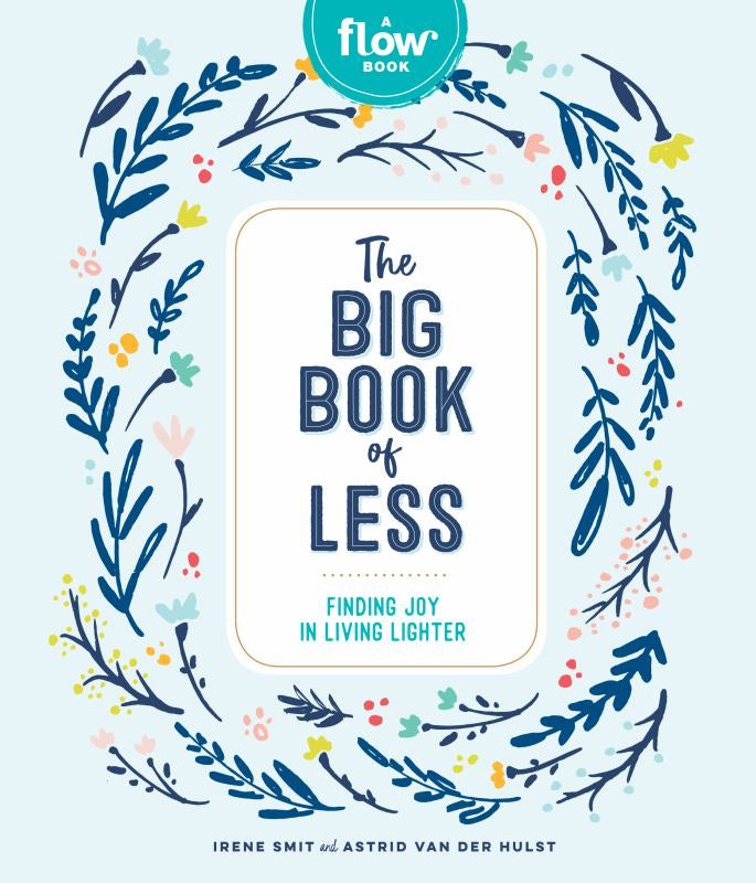 Workman Publishing | The Big Book of Less | Shut the Front Door