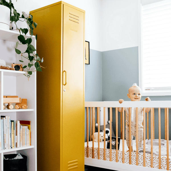 Mustard | Skinny Locker - Mustard | Shut the Front Door
