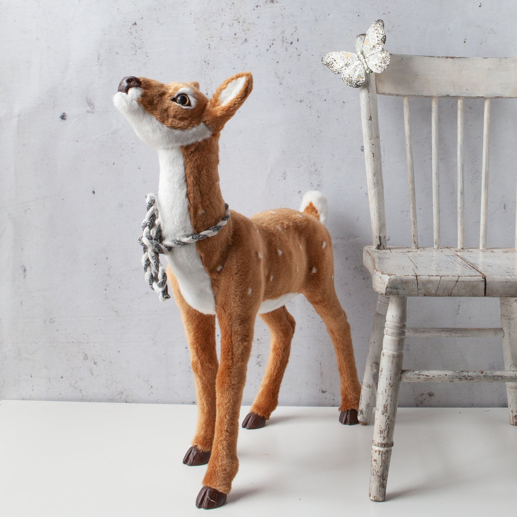 Down to the Woods | Life Size Fawn Natural | Shut the Front Door