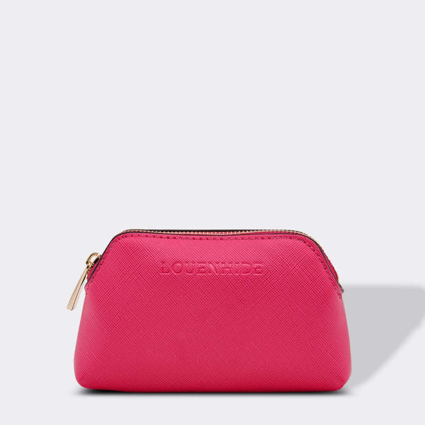 Ruby Hatch Purse Fuschia