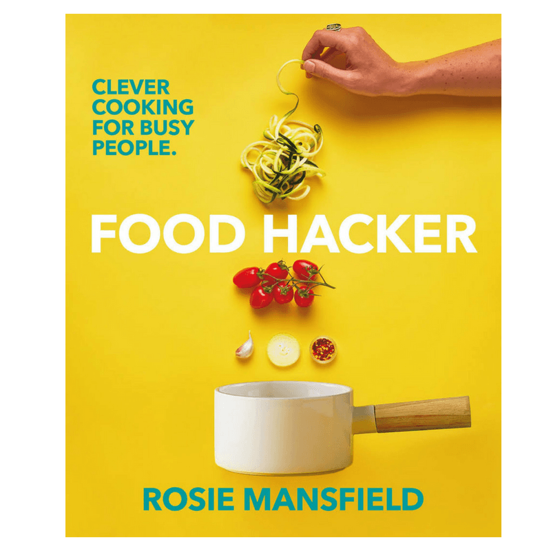 Random House | Food Hacker - Clever Cooking for Busy People | Shut the Front Door