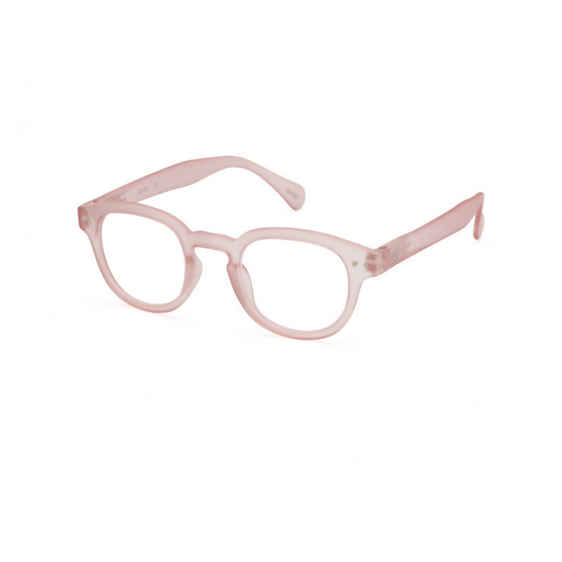 Izipizi | Reading Glasses Collection C Light Pink +2 | Shut the Front Door