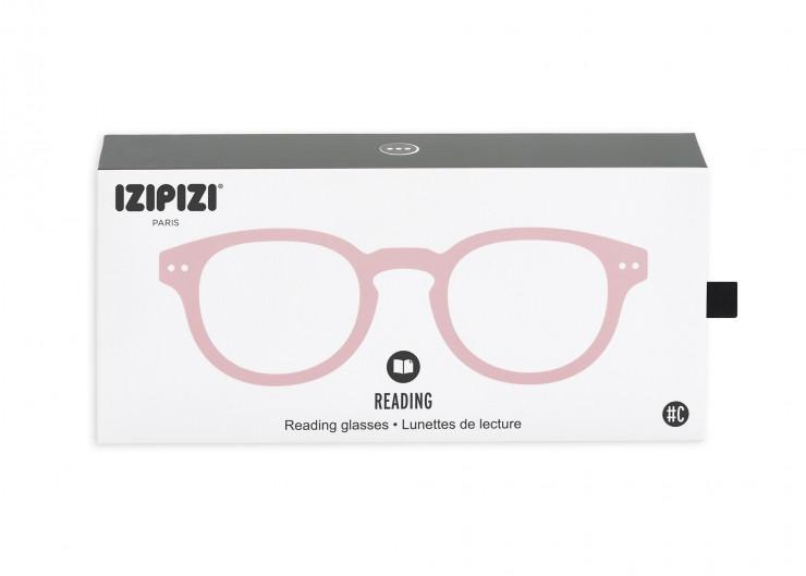 Izipizi | Reading Glasses Collection C Light Pink +3 | Shut the Front Door