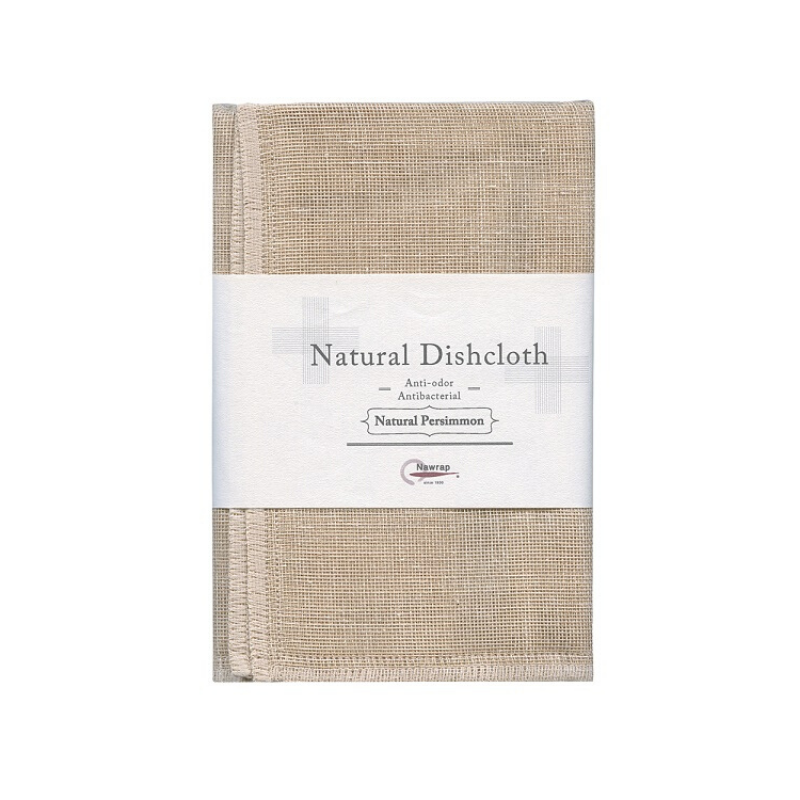 Nawrap | Natural Dishcloth - Persimmon | Shut the Front Door
