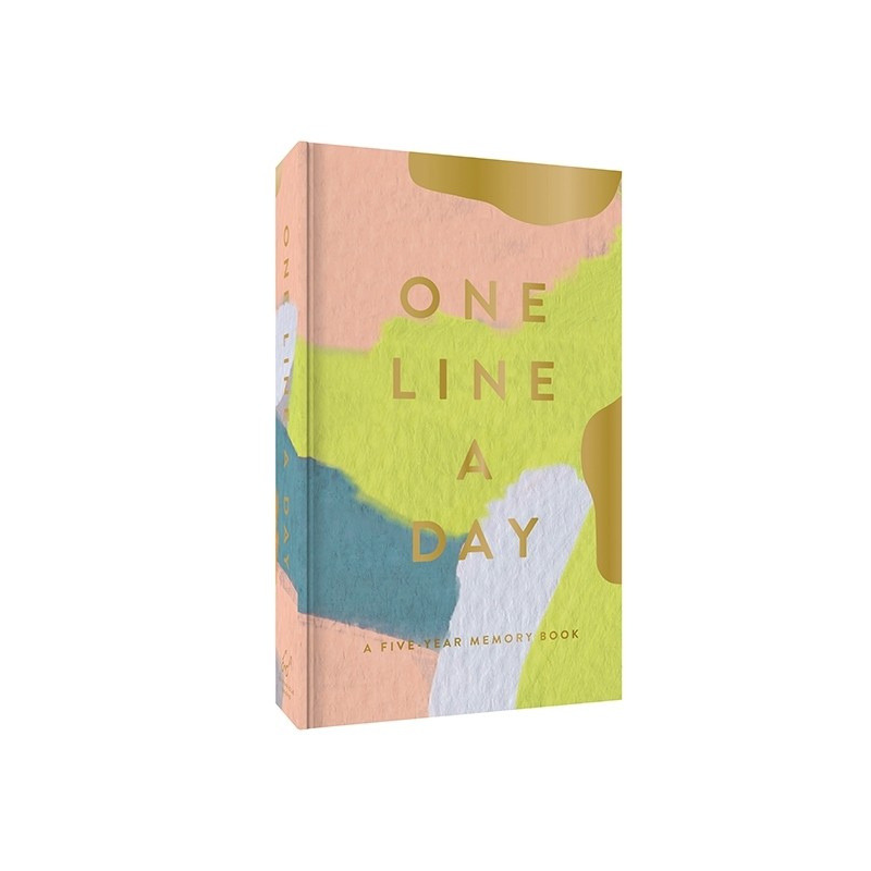 Chronicle Books | One Line A Day - 5 Year Memory Book | Shut the Front Door