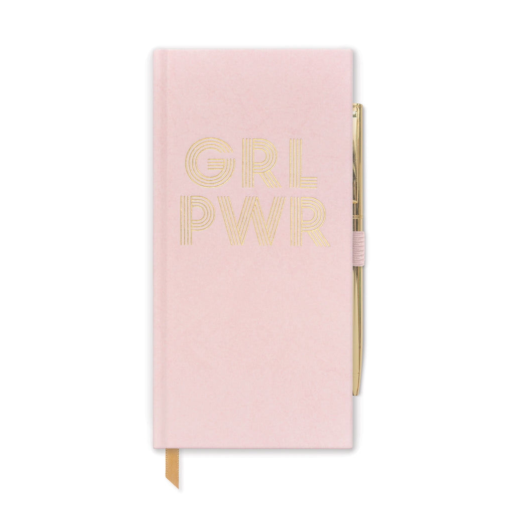 Designworks | Girl Power - Small Journal | Shut the Front Door