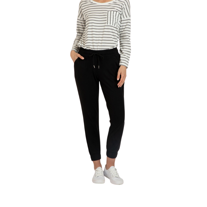 Betty Basics | Coco Pant - Black | Shut the Front Door