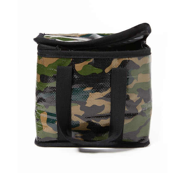 Project Ten | Mini Insulated Tote Bag - Camo | Shut the Front Door