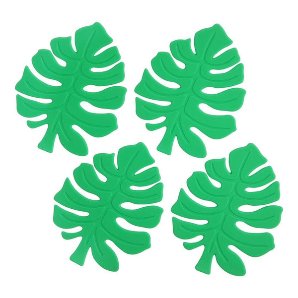 Sunnylife | Monstera Leaf Coasters set of 4 | Shut the Front Door