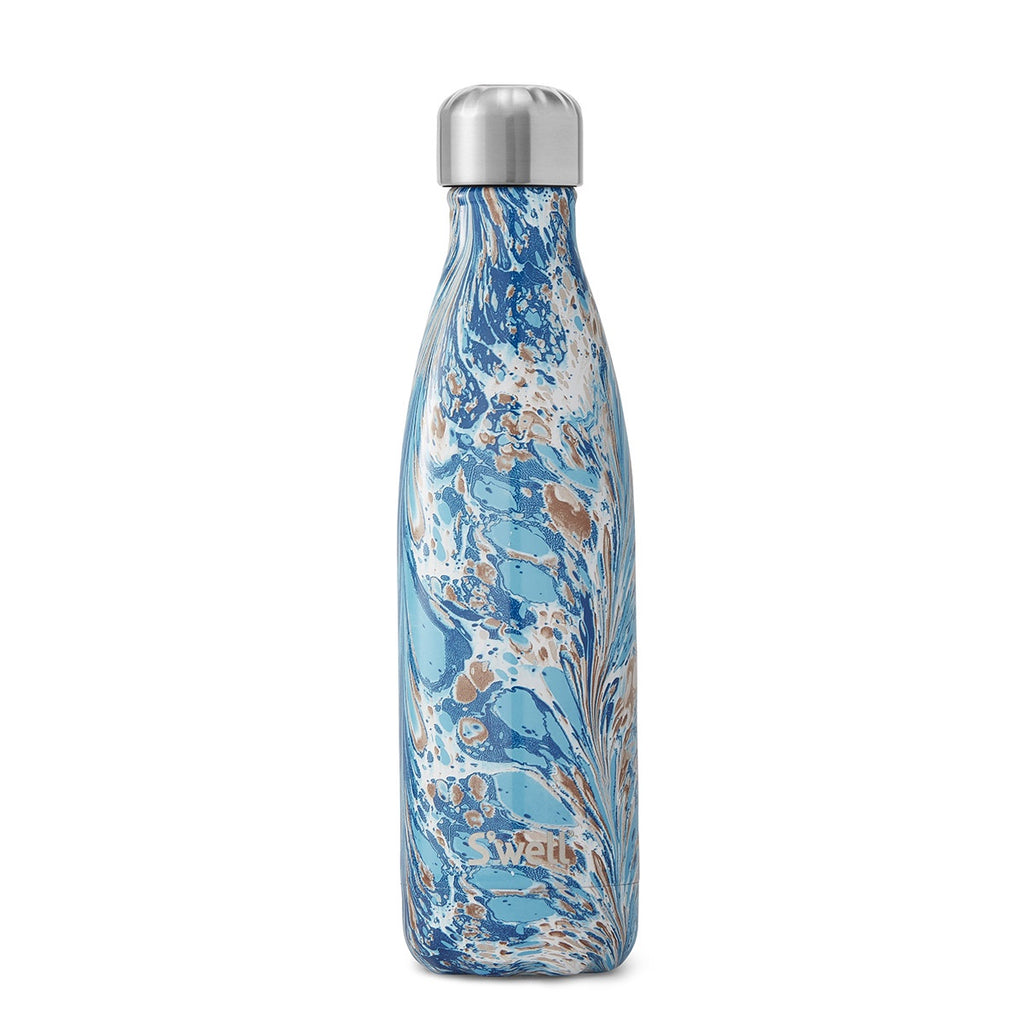 S'Well | S'Well Bottle 500ml Italian Marbling Collection Pennellata | Shut the Front Door