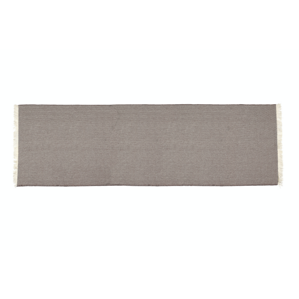 Heidi Table Runner - Charcoal