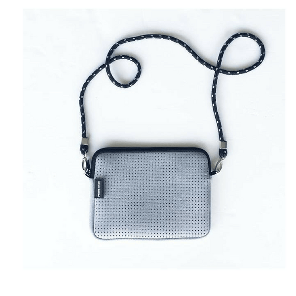 Prene Bags | PRENE Pixie Bag Grey Marle | Shut the Front Door